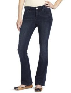 Calvin Klein Jeans Womens Curvy Boot Jean Clothing