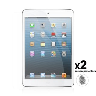 Apple iPad Mini Anti Fingerprint Screen Protector (Pack of 2