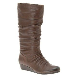ALDO Pellietier   Women Mid calf Boots   Dark Brown   5 Shoes