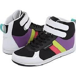 Creative Recreation Dicoco W Black/Pink/Green/Purple/White Athletic