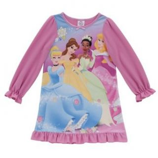 Disney Princess Girls Royal Nightgown Size 6 Clothing