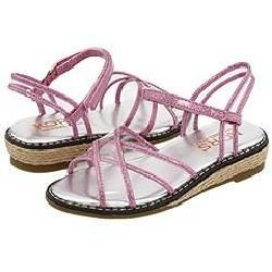 KORS Michael Kors Kids Petite Marsha (Toddler) Pink Sandals
