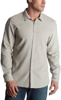 Calvin Klein Mens Casual Long Sleeve Shirt,Deluna,X Large