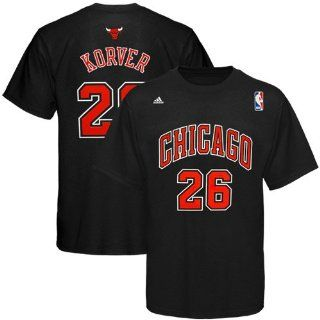 NBA adidas Kyle Korver Chicago Bulls #26 Net Number T