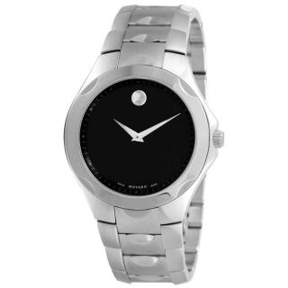 Movado Mens Luno Sport Stainles Steel Watch