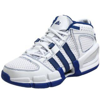 Mens Thrillrahna Basketball Shoe,White/Royal/Silver,8 M US Shoes