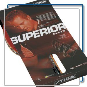 Stiga Superior Ping Pong Table Tennis Racket Sports