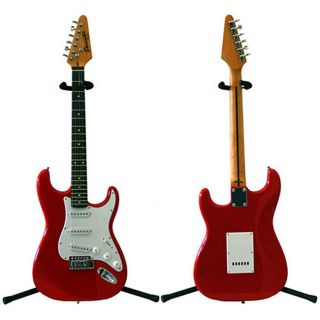 Fender 39 inch Red Electric Guitar (Open Box) (Refurbished