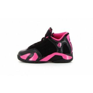 Nike Air Jordan 14 Retro (PS) Girls Basketball Shoes 467799 012