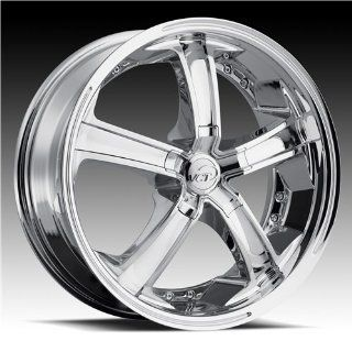 VCT WHEELS MASSINO CHROME 5X108 +40   18X7.5    Automotive