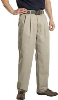 Dickies WP114 Mens Cotton Pleated Front Pant Clothing