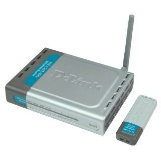 D Link DWL 922 Wireless USB Network Router/Adapter Kit