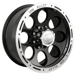 Ion Alloy 174 Black Beadlock Wheel (18x9/5x127mm)