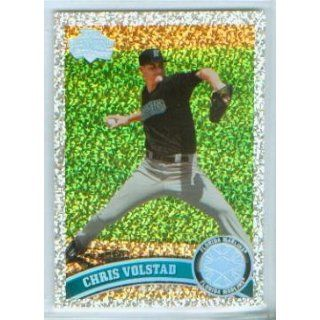 Parallel Diamond Anniversary Insert Card #127 / Florida Marlins