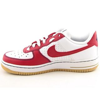 Nike Youth Kids Boyss Air Force 1 White Athletic (Size 4.5