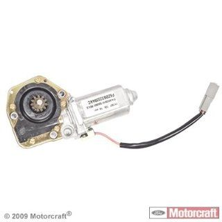 Motorcraft WLM133 Ford Mustang Front Driver Side Power Window Motor