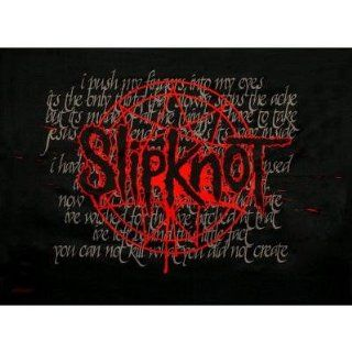 Slipknot Duality 30X40 Cloth Textile Fabric Poster Flag