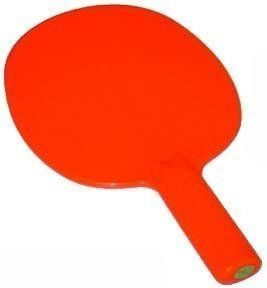 Table Tennis Paddles   Poly   Ping Pong   Set of Six