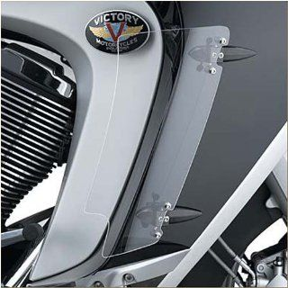 Victory MotorcyclesBlack Lower Air Deflectors   Victory Vision