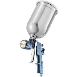 Itw Devilbiss 803249 Flg 654 Finishline Hvlp Spray Gun Value Kit