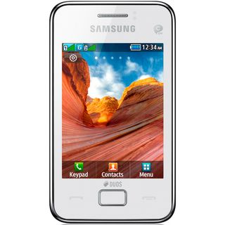 Samsung Star 3 DUOS Dual SIM GSM Unlocked Cell Phone