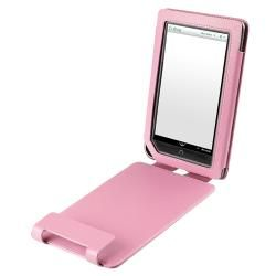 Pink Case/ Screen Protector/ Stylus for  Nook Color